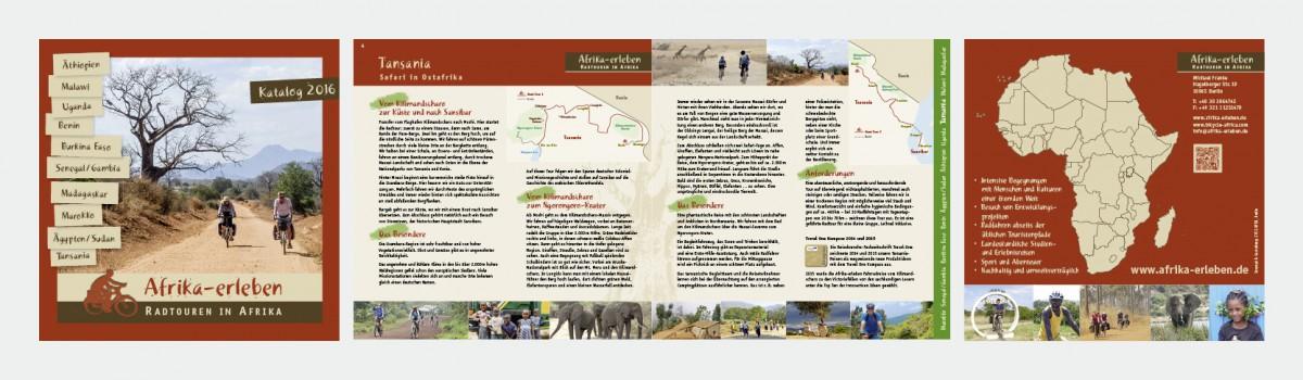 Afrika erleben Katalog